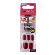 Unhas Autocolantes IMPRESS COLORIDA Kiss New York - TWEETHEART