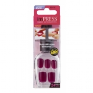Unhas Autocolantes IMPRESS COLORIDA Kiss New York - EASY BREEZY