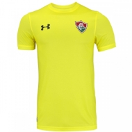 Camisa de Goleiro Fluminense 2017 Under Armour