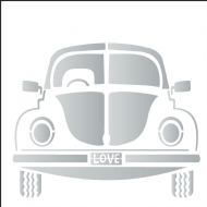 30,5x30,5 Simples - Fusca - OPA2093
