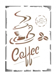15X20 Simples - Coffee - OPA1753