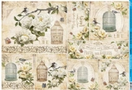 Papel Decoupage - PD-927