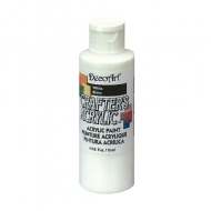 TINTA DECOART CRAFTERS WHITE - DCA01