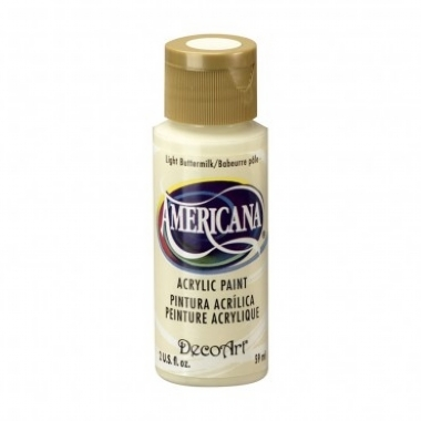 TINTA DECOART AMERICANA LIGHT BUTTERMILK - DA164
