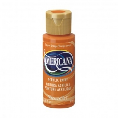 TINTA DECOART AMERICANA CANYON ORANGE - DA238