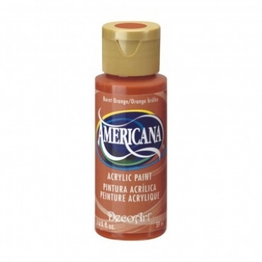 TINTA DECOART AMERICANA BURNT ORANGE - DA016