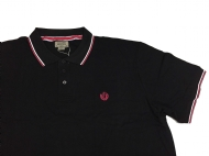Polo Piquet Gajang Plus Size