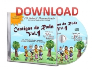 Download - Cantigas de Roda 1 - Personalizado