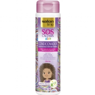 Condicionador S.O.S Cachos Kids Salon Line - 300ml