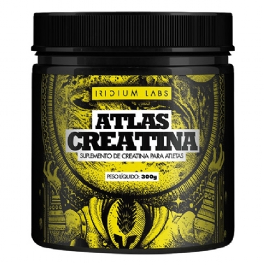 Atlas Creatina (300g) - Iridium Labs