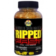Ripped Fast 120 Capsulas - DNA