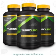 Turbolipo Black KIt com 3
