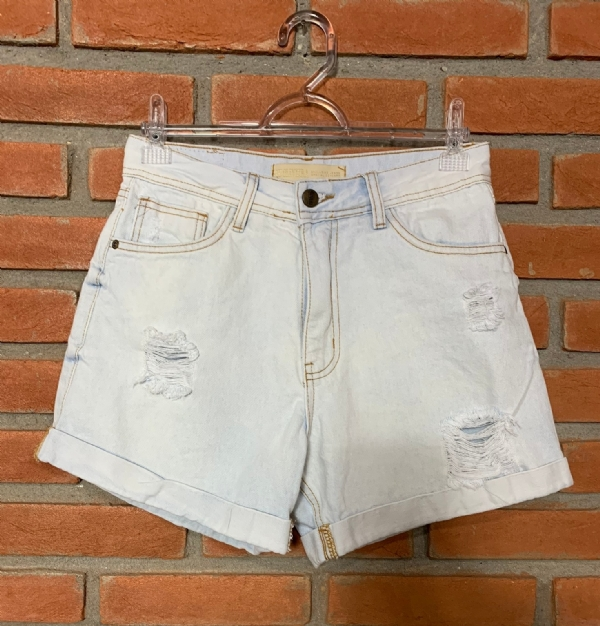 Shorts Mom Jeans