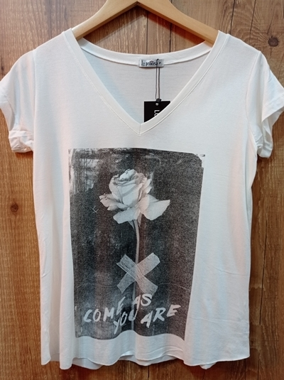 Tshirt COME AS YOU ARE