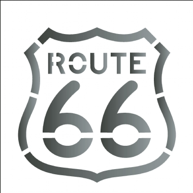 30,5x30,5 Simples - Route 66 - OPA2105