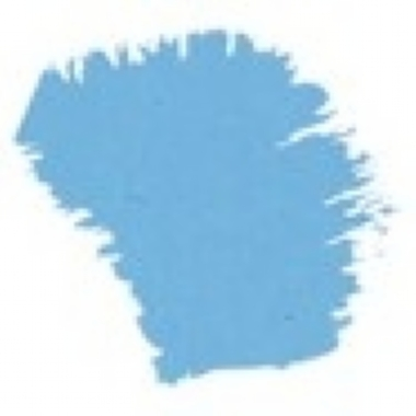 Tinta Acrílica Fosca Nature Colors - 60ml - azul celeste