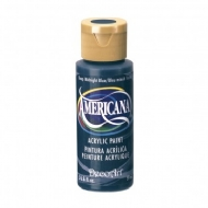 TINTA DECOART AMERICANA DEEP MIDNIGHT BLUE - DA166