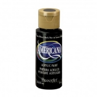 TINTA DECOART AMERICANA LAMP EBONY BLACK - DA067