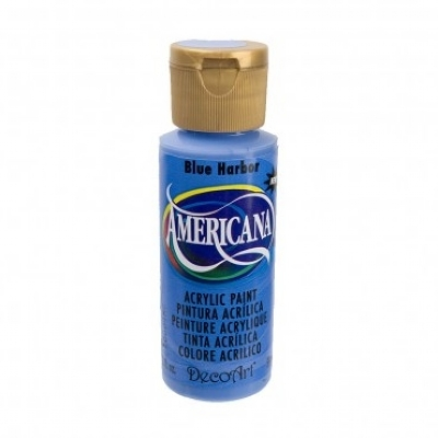 TINTA DECOART AMERICANA BLUE HARBOR - DA283