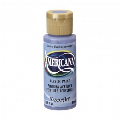 TINTA DECOART AMERICANA COUNTRY BLUE - DA041