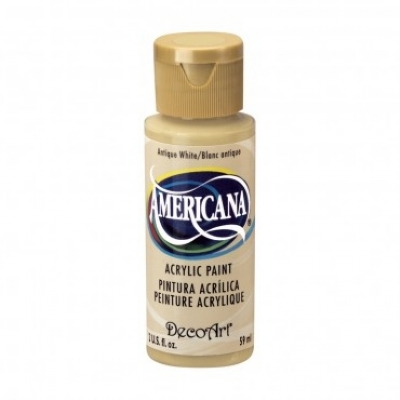 TINTA DECOART AMERICANA ANTIQUE WHITE - DA058