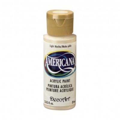 TINTA DECOART AMERICANA LIGHT MOCHA - DA241