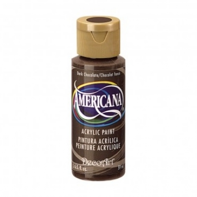 TINTA DECOART AMERICANA DARK CHOCOLATE - DA065