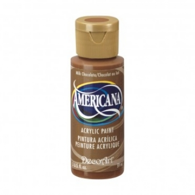 TINTA DECOART AMERICANA MILK CHOCOLATE - DA174