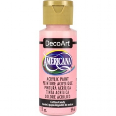 TINTA DECOART AMERICANA COTTON CANDY - DA347