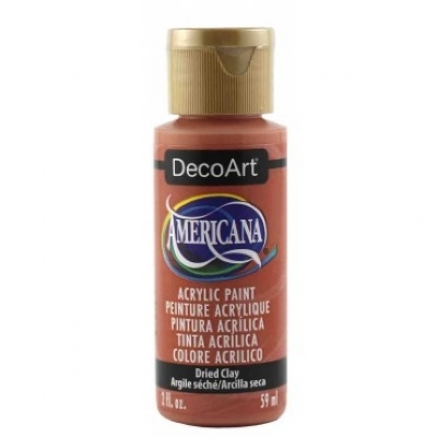 TINTA DECOART AMERICANA DRIED CLAY - DA356
