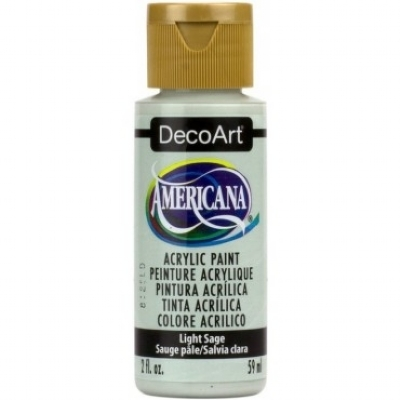 TINTA DECOART AMERICANA LIGHT SAGE- DA358