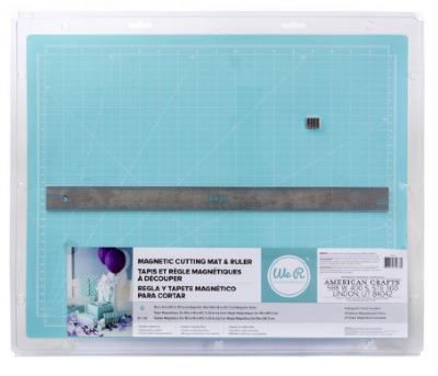 BASE DE CORTE MAGNÉTICA 40X50 - MAGNETIC CUTTING SET We R - 19869
