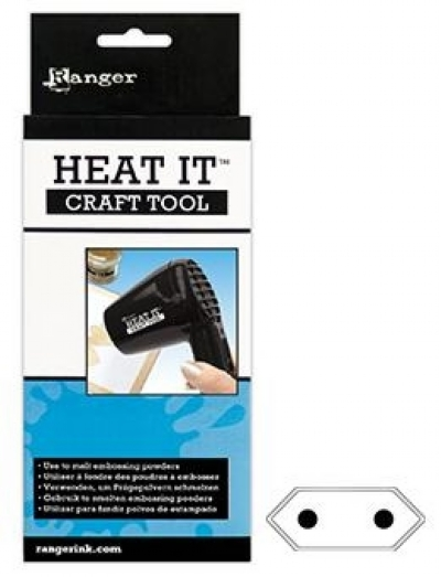 Soprador Heat It Craft Tool - 220 Volts