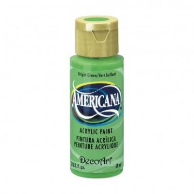 TINTA DECOART AMERICANA BRIGHT GREEN - DA054