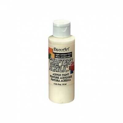 TINTA DECOART CRAFTERS LIGHT ANTIQUE WHITE - DCA02