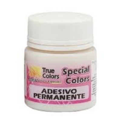 ADESIVO PEGA PERMANENTE 55 ML - True Colors