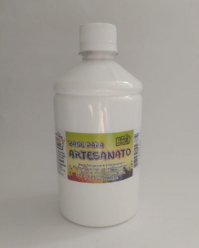 BASE ARTESANATO 500 ML - True Colors