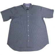 Camisa MC Xadrez Plus Size