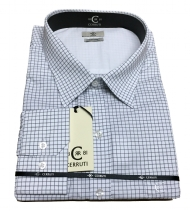 Camisa ML Xadrez Cerruti Work