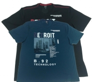 Camiseta Plus Size Detroit