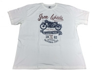 Camiseta Iron Wheels GC