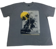 Camiseta Estampada Heat Wave