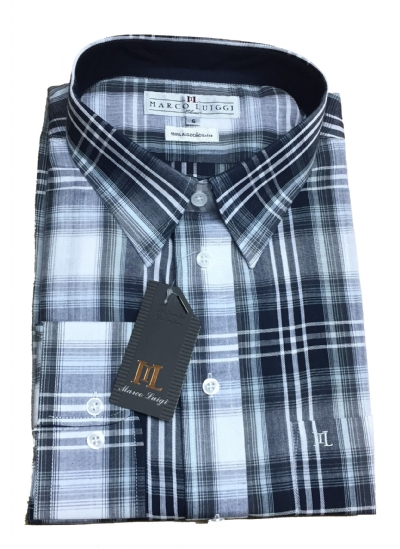 Camisa ML Xadrez Christian