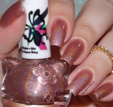 CAT HOLO  ALMOND